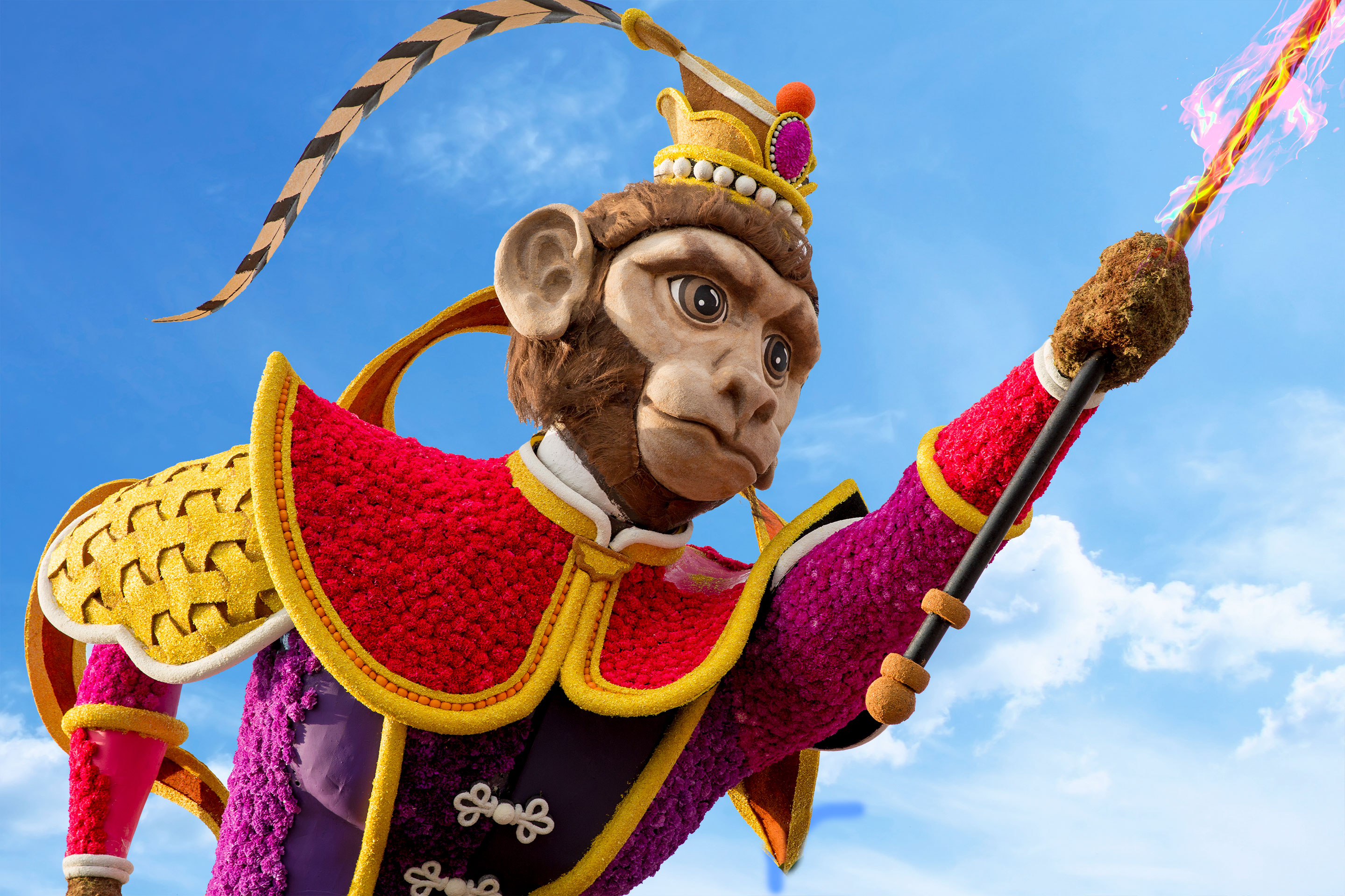 The Monkey King: Journey to Success